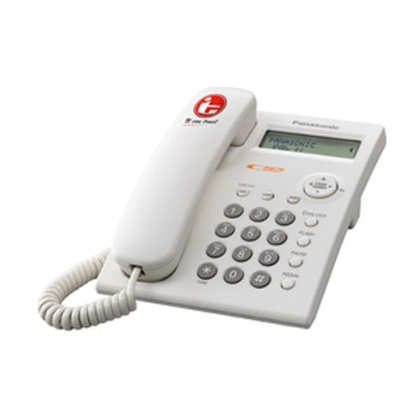 PANASONIC Single Line Telephone KX-TSC11MX