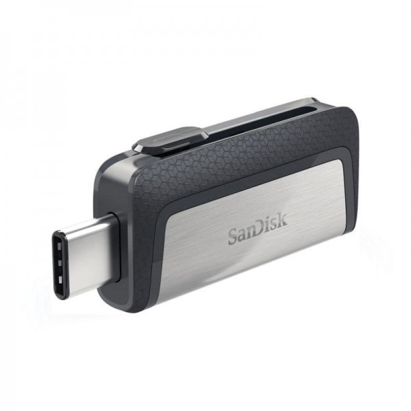 SANDISK Ultra Dual Drive - 16GB, USB3.1/Type C enabled Android devices [SDDDC2-016G-G46]