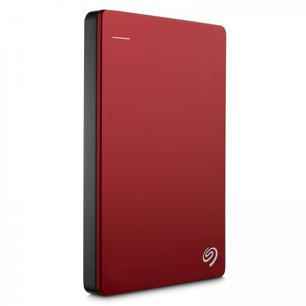 SEAGATE Backup Plus Slim 1TB USB 3.0 RED [STDR1000303]