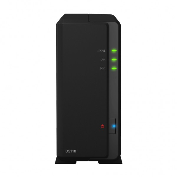 SYNOLOGY Diskstation 1 Bay [DS118]