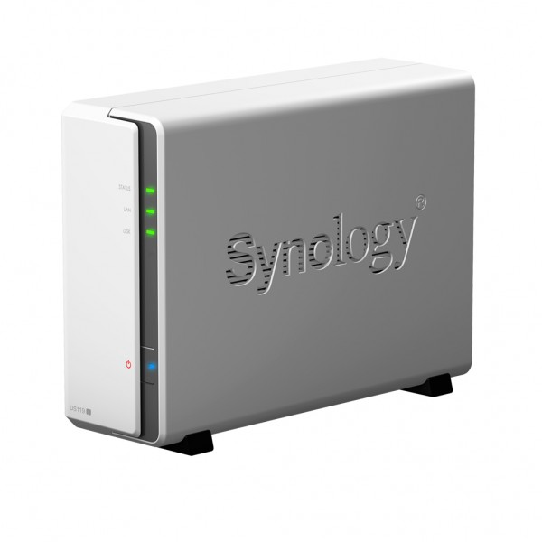 SYNOLOGY Diskstation 1 Bay [DS119j]