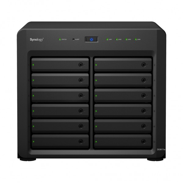 SYNOLOGY Diskstation 12 Bay [DS3617XS]