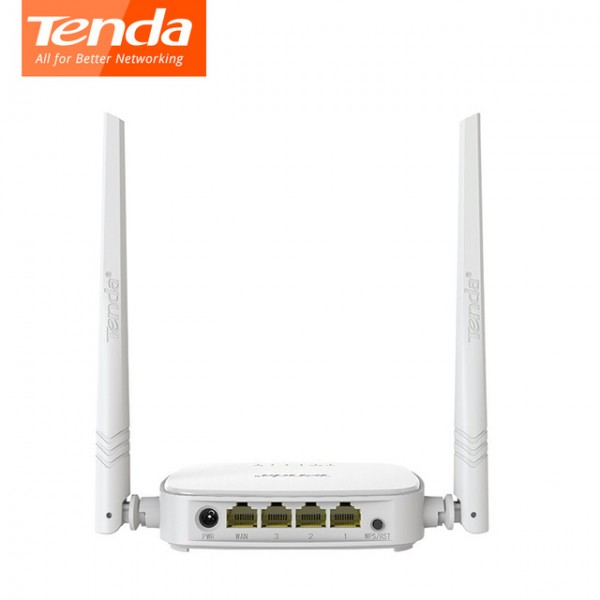 TENDA 300Mbps Easy Setup Router N301