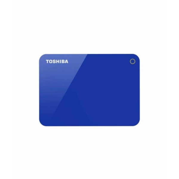 TOSHIBA Canvio Advance 3.0 Portable Hard Drive 1TB (Blue)