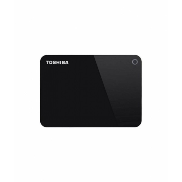 TOSHIBA Canvio Advance 3.0 Portable Hard Drive 2TB (Black)
