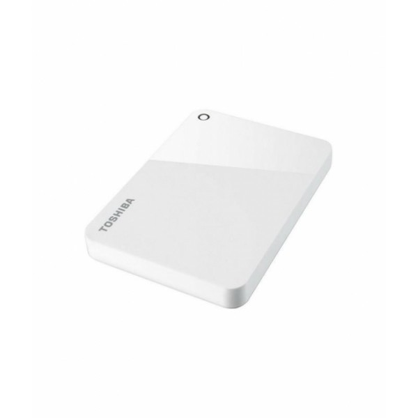 TOSHIBA Canvio Advance 3.0 Portable Hard Drive 2TB (White)