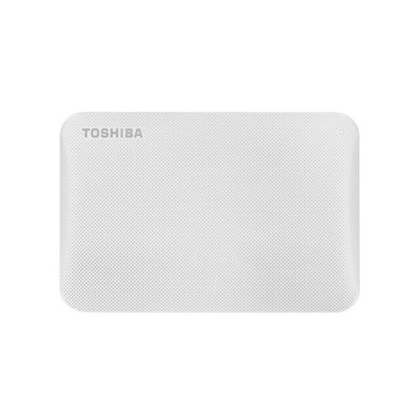 TOSHIBA Canvio Ready 3.0 Portable Hard Drive 2TB (White)