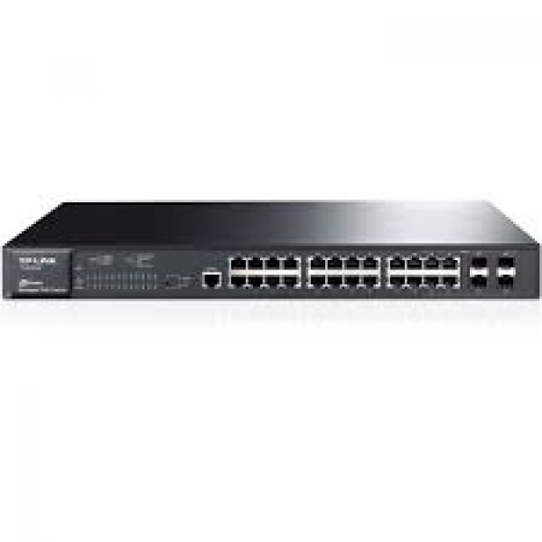 TP-LINK Switch T2600G-28MPS(TL-SG3424P)