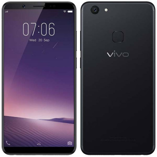 VIVO 1716 V7Plus Matte Black [HVI-V7P-MAB]