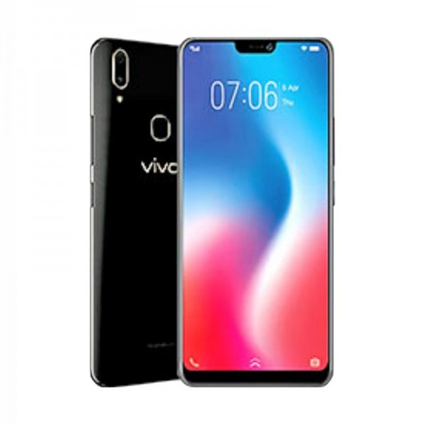 VIVO V9 1723 6GB RAM 64GB ROM Black [HVI-V9-6GB-BLA]