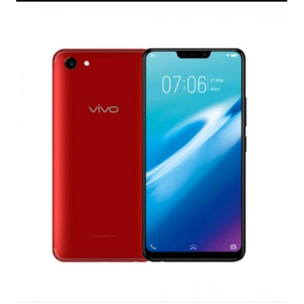 VIVO Y81 1808 3GB RAM 16GB ROM Red [HVI-Y81-16-RED]